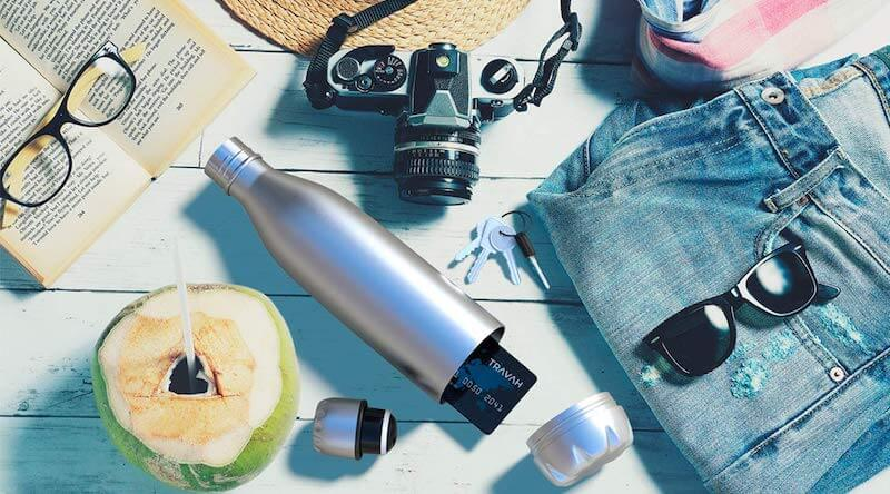 Diversion Safe Water Bottle