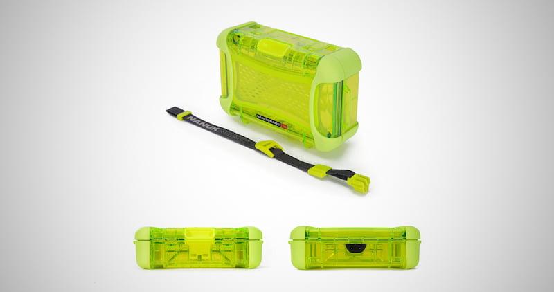 Nanuk Nano Waterproof Hard Cases