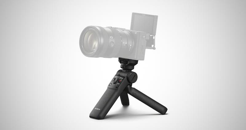 Sony Wireless Shooting Grip and Tripod