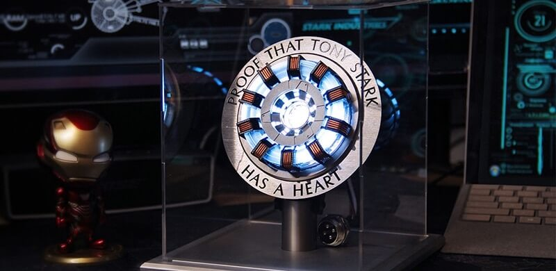 1:1 Iron Man Arc Reactor
