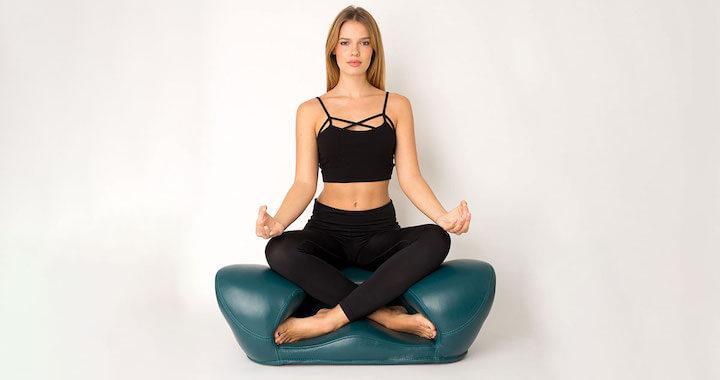 Alexia Ergonomical Meditation Seat