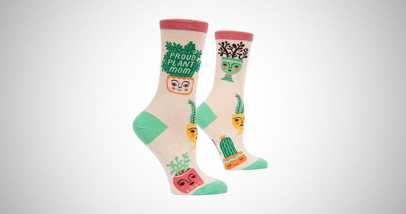 Proud Plant Mom Socks