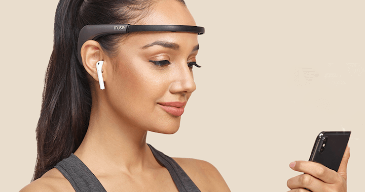 The Brain Sensing Headband
