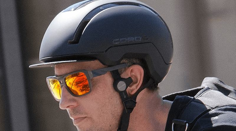 Urban Smart Cycling Helmet - Plays Music, Takes Calls and More