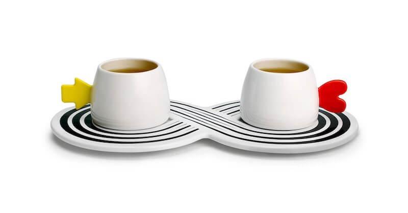 Tea for Two Mug Set