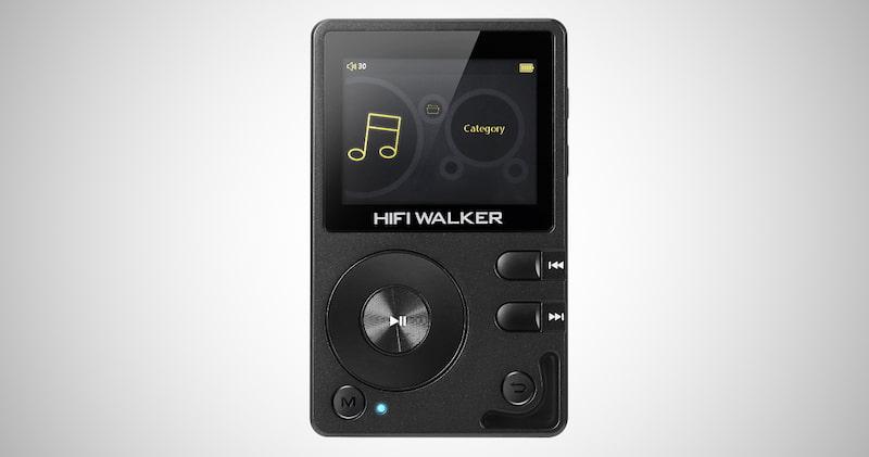 HIFI WALKER H2 HI-RES MP3 Player