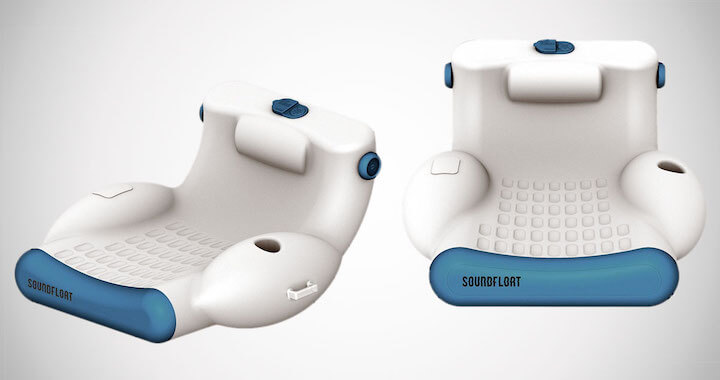 SoundFloat Bluetooth Arm Chair Lounge