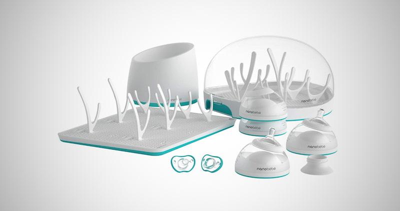 Nanobébé Newborn Starter Kit