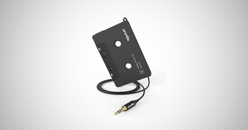 Arsvita Car Audio Cassette