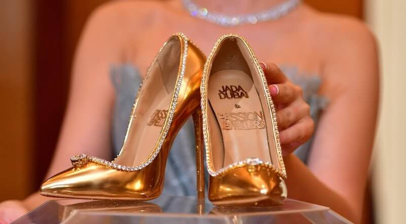The World's Most Expensive Shoes - $17 million
