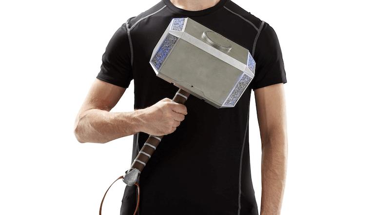 Thor Mjolnir Electronic Hammer