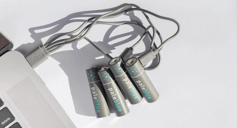 USB-Rechargeable Batteries