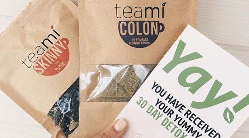 30-Day Detox Tea Pack