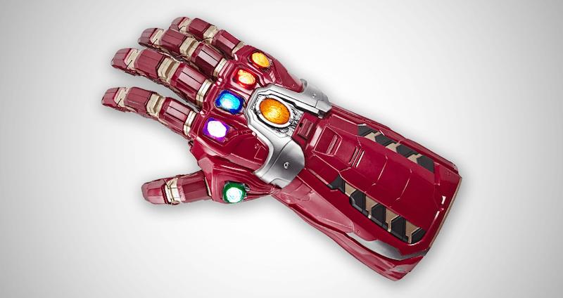 Avengers Endgame Power Gauntlet