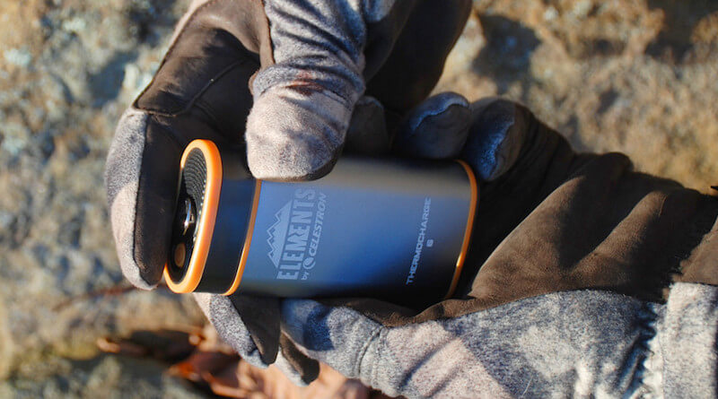 Celestron Elements 2-in-1 Hand Warmer and Charger