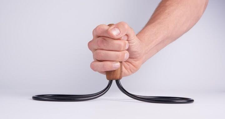OTO Handheld Deep Tissue Fascia Massager