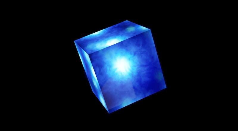 Tesseract Stone