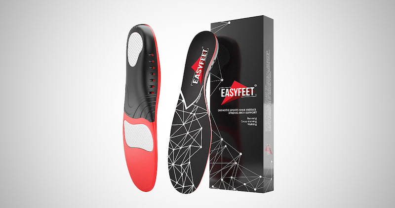 Plantar Fasciitis Arch Support Insoles