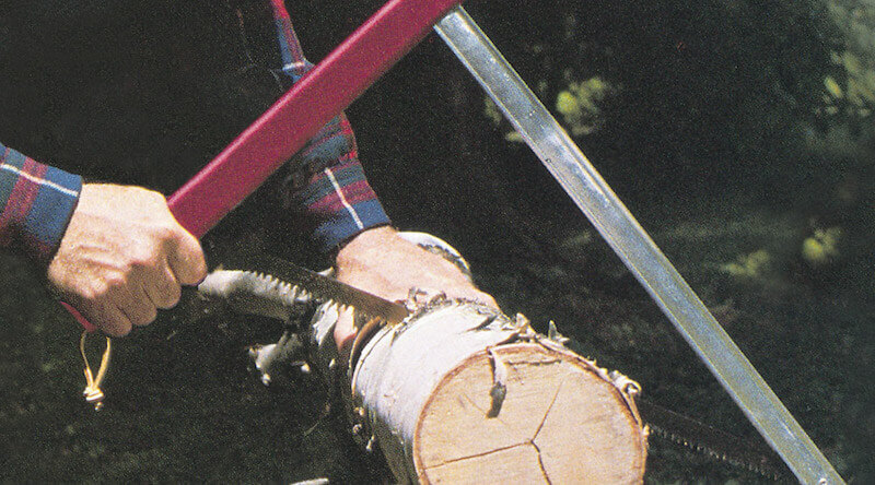 Folding Saw 21 inch Blade