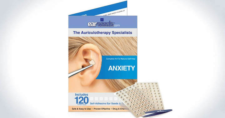 Anxiety Ear Seed Kit