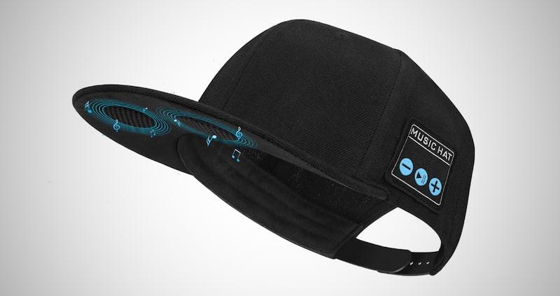 Smart Speakerphone Cap