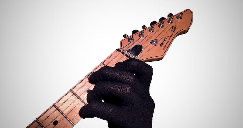 Guitar Bass Glove