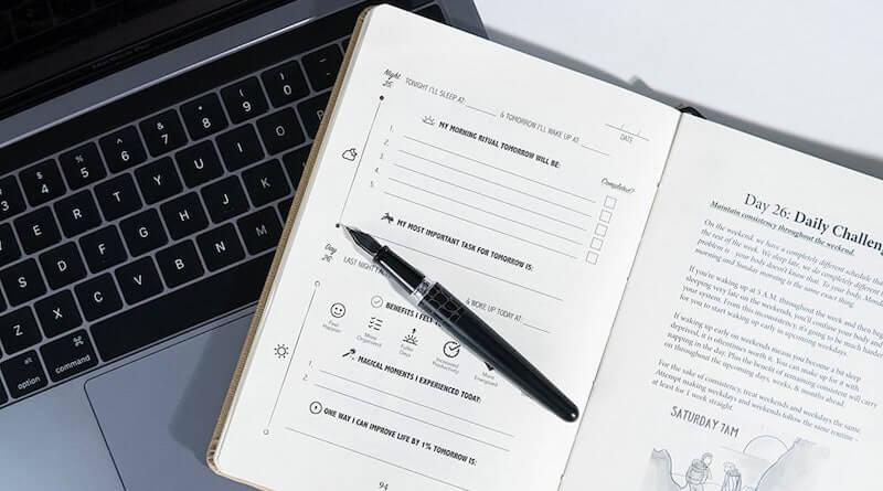 The Habit System Life Goals Planner