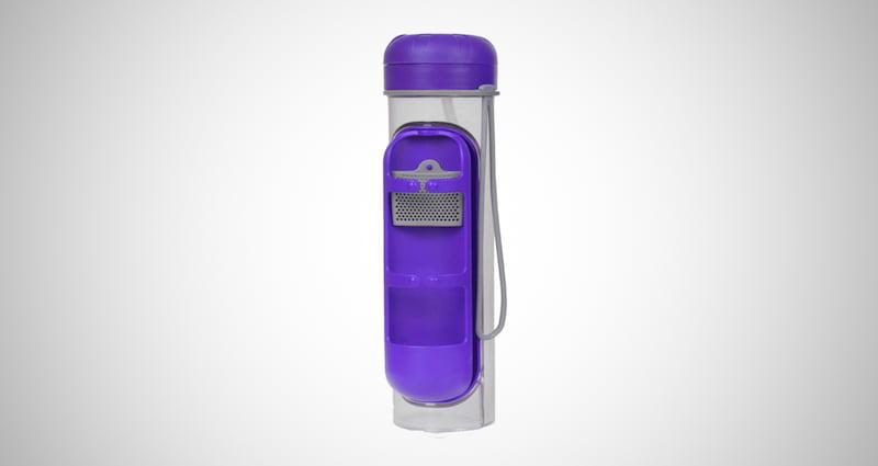 Innovative Storage Water Bottle