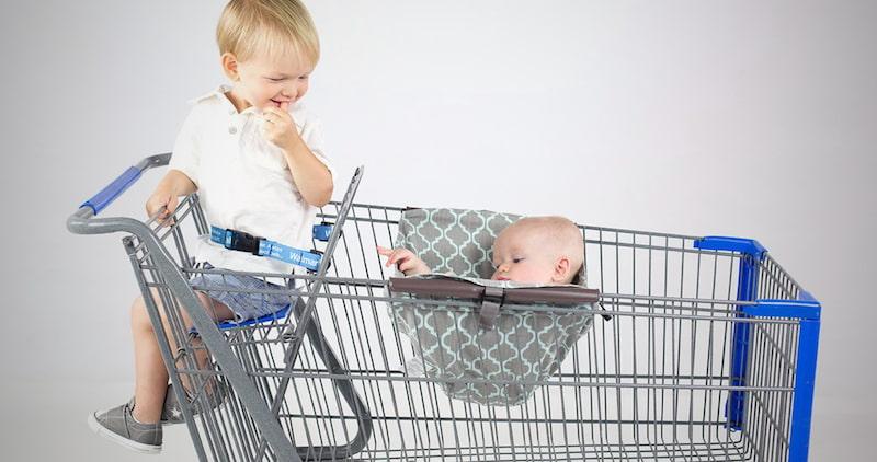 Baby Shopping Cart Hammock