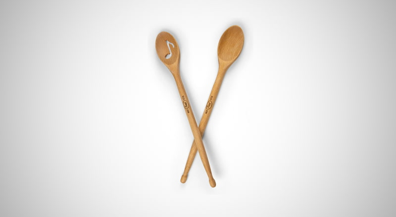 Mix Stix Drumstick Spoons