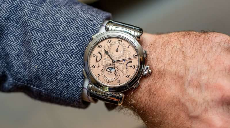 The World's Most Expensive Watch - $31.19 million