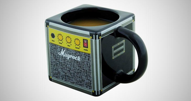 Spinning Hat Amp Tea & Coffee Mug