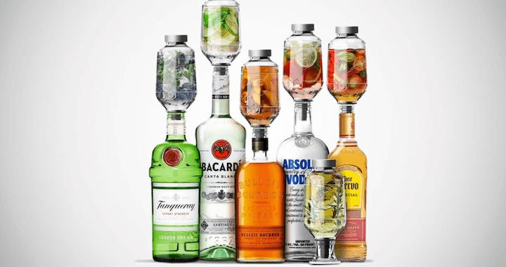 Prepara Tastemaker Craft Mixologist liquor