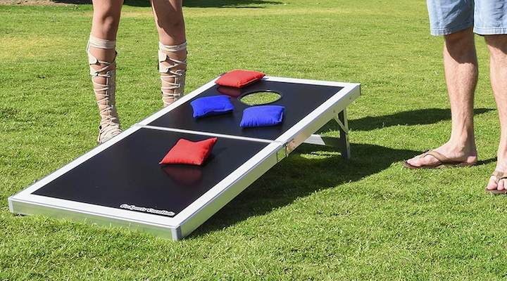 Cornhole Boards Game Set