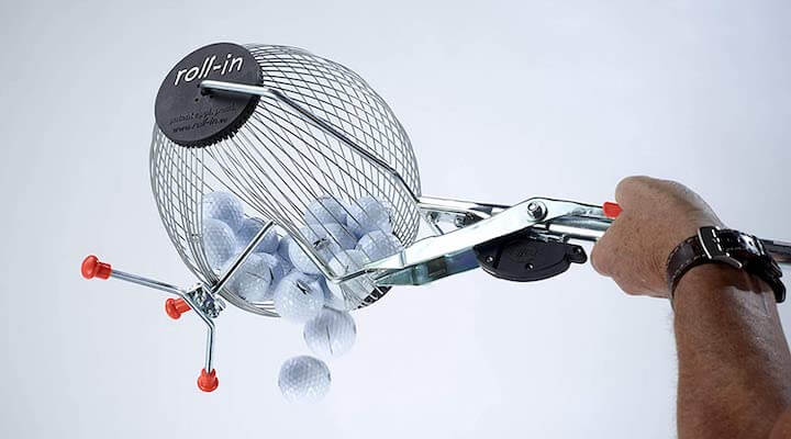 Kollectaball Pro Golf Ball Picker