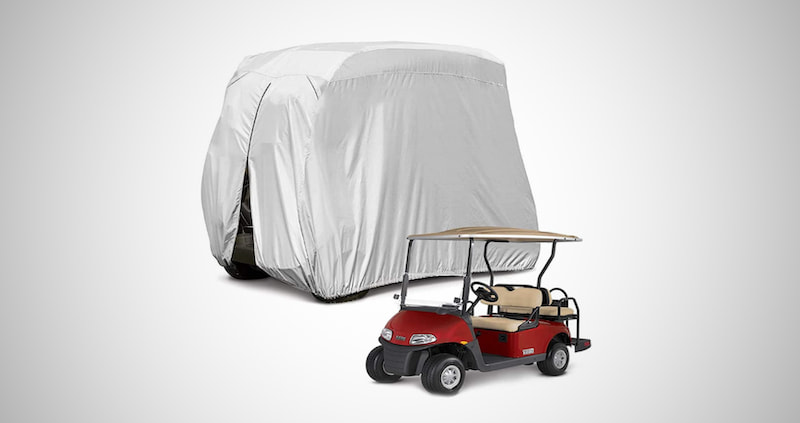 Waterproof Sunproof Golf Cart Cover