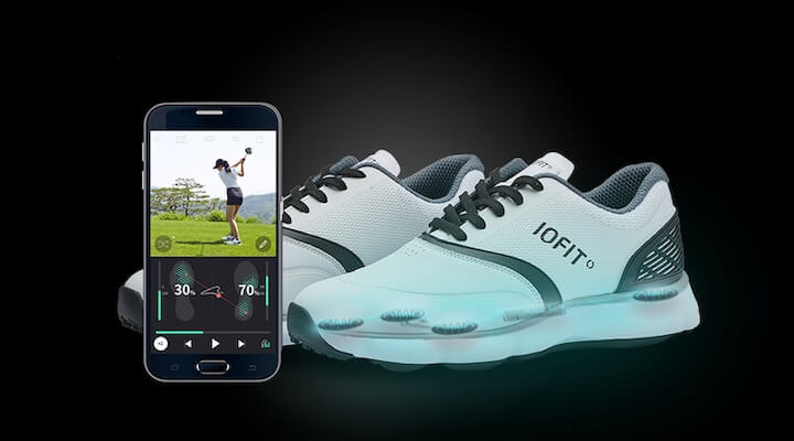 IOFIT First Smart Golf Shoes