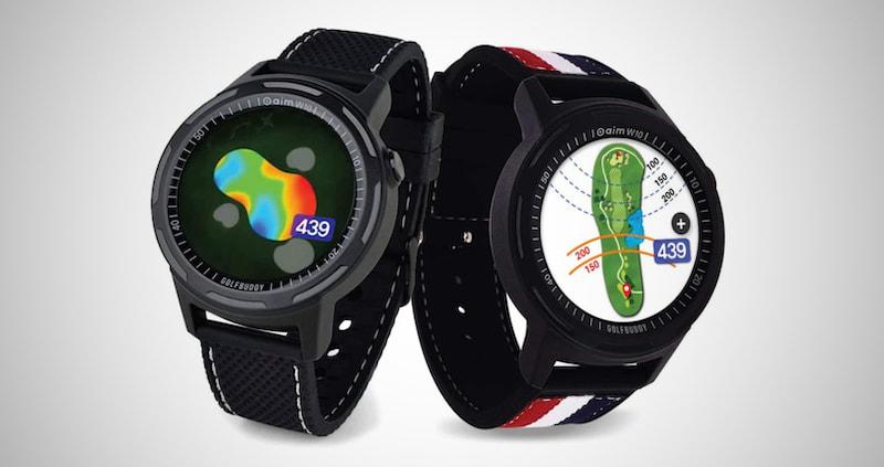 Golf Buddy Golf GPS Watch