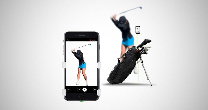 SelfieGOLF Golf Swing Selfie Device