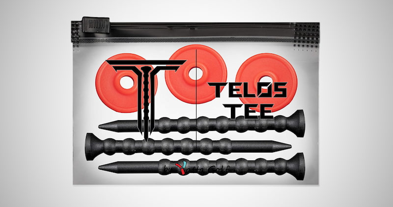 Adjustable Golf Tees