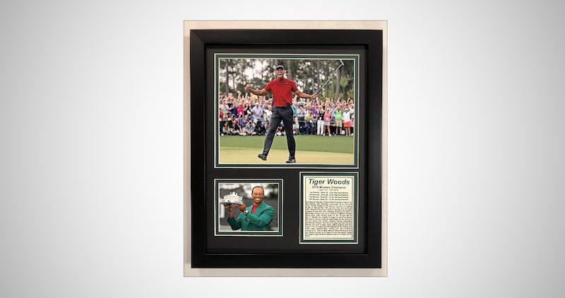 Tiger Woods Legends Never Die