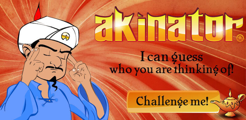 how does akinator work