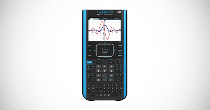 Texas Instruments Color Graphing Calculator