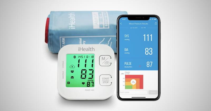 iHealth Wireless Blood Pressure Monitor