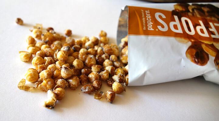Halfpops - Half-popped Popcorn