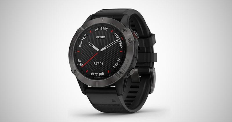 Garmin Fenix 6 Sapphire Multisport GPS Watch
