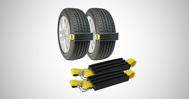 "Trac-Grabber ""Get Unstuck"" Tire Traction Tools"