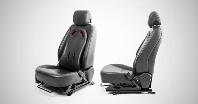 BackShield Auto Seat Lumbar Support