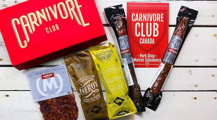 Carnivore Club Gourmet Food Box