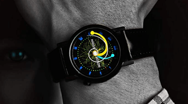 Higgs Boson Large Hadron Collider Watch